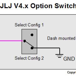 Edis 4 Wiring Diagram Test Terminal Block Mjlj V4 Vehicle Installation Guide Autosport Labs Option Switch Png