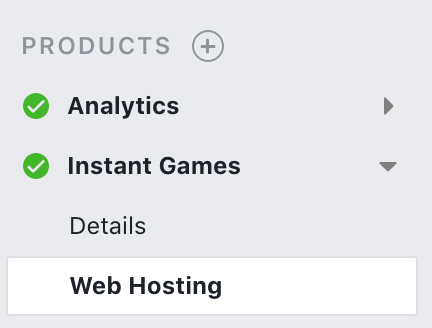 Publish your game to Messenger with Facebook Instant Games