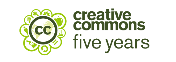 Creative Commons turns five!