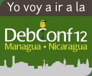 DebConf12 Managua, Nicaragua