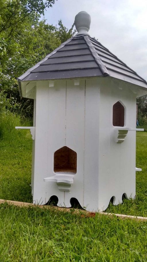 Dovecot  Bird house build  DIYWiki