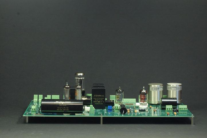 Condenser Mic Preamplifier Circuit Diagram