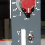 500 series Neve mic preamp