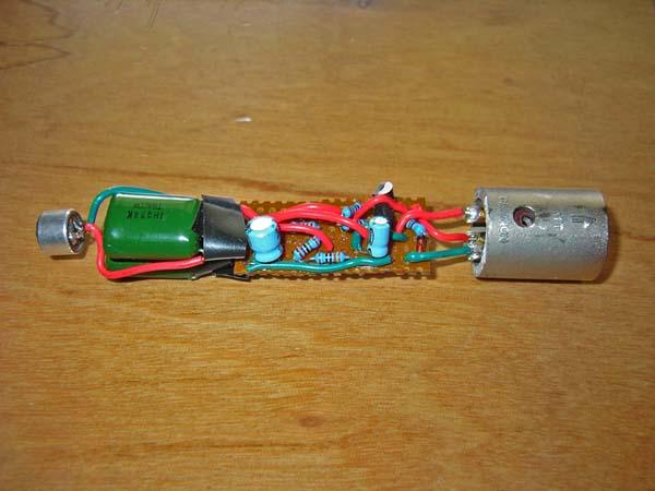 Electret Condenser Microphones