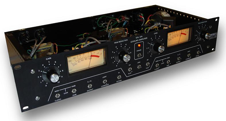 Serpent Audio Sa-3a La3a Opto Compressor
