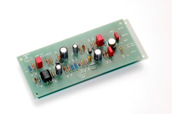 DIY amplifier module