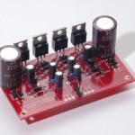 diy preamp power supply