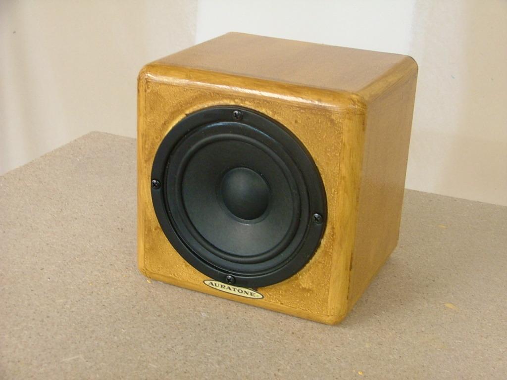 DaveP DIY Auratone Speakers - DIYRE Wiki