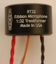 samar audio diy ribbon transformer