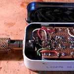 xy microphone circuit