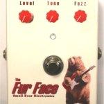 fur face fuzz pedal