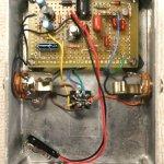 diy fuzz pedal perfboard