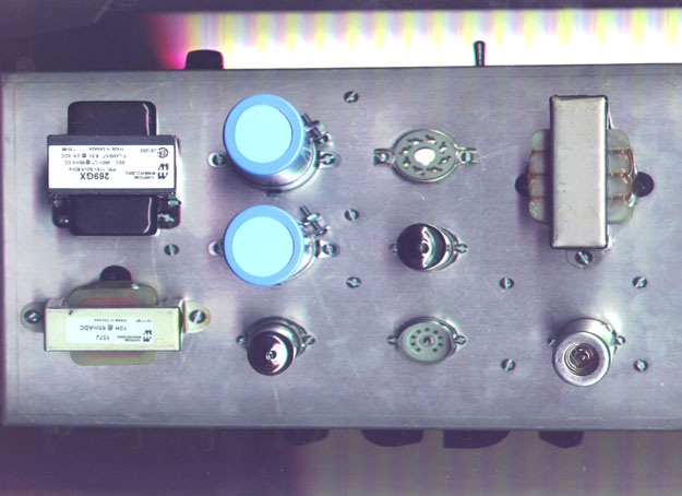 Ax84 P1 Low Watt Guitar Amp