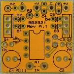 classicapi BB2521 TI-5534 opamp diy