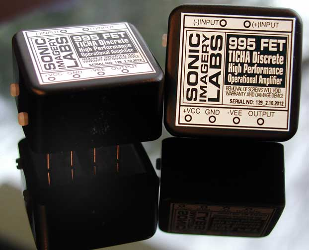 The High Voltage Output Amplifying Circuit Composed Of High Op Amp