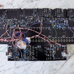 DIY analog synthesizer arp 2600 human comparator