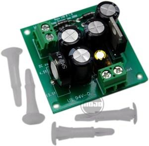 mojotone tube amp recording diy power supply