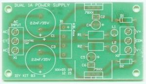 k83 paia power supply diy recording analog
