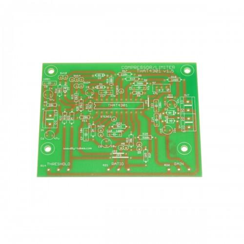 DIY-Tubes com THAT4301 VCA Compressor/Limiter - DIYRE Wiki
