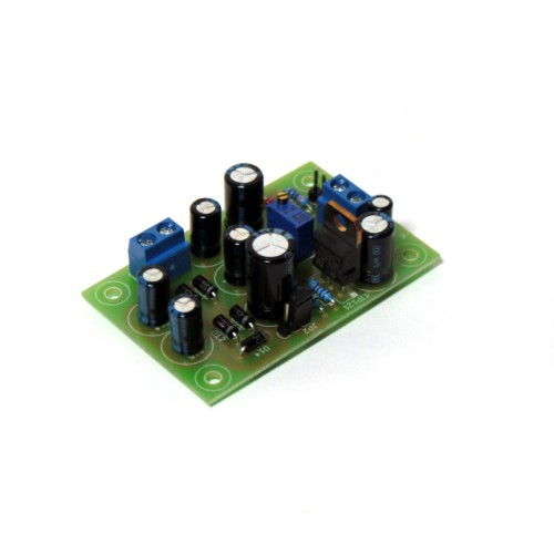 DIY-Tubes com Tube Mic Preamp PSU kit - DIYRE Wiki