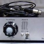 k13117 mic preamp Inside