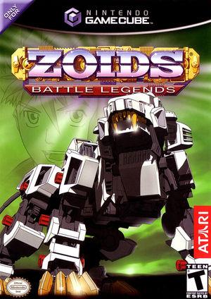 Zoids Battle Legends  Dolphin Emulator Wiki