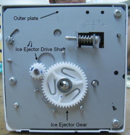 Parts Diagram Table Ice Cube Maker Ddl Wiki