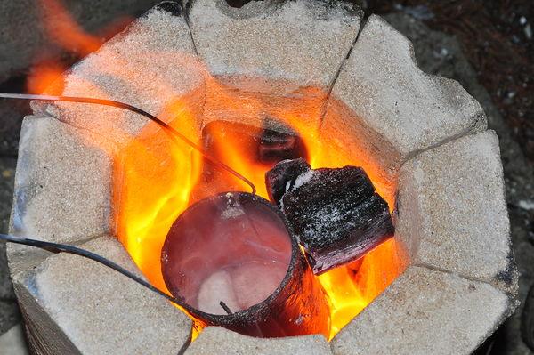 cuisine bois metal