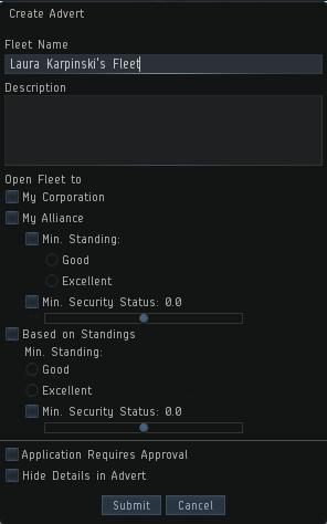 fleet interface uniwiki