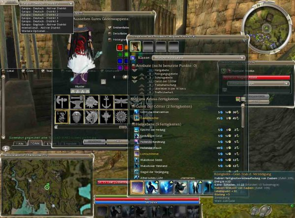 Player Modifications Cartography Index Guild Wars - Year of
