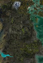forest map maps wiki guild wars gate jade ruins gww guildwars