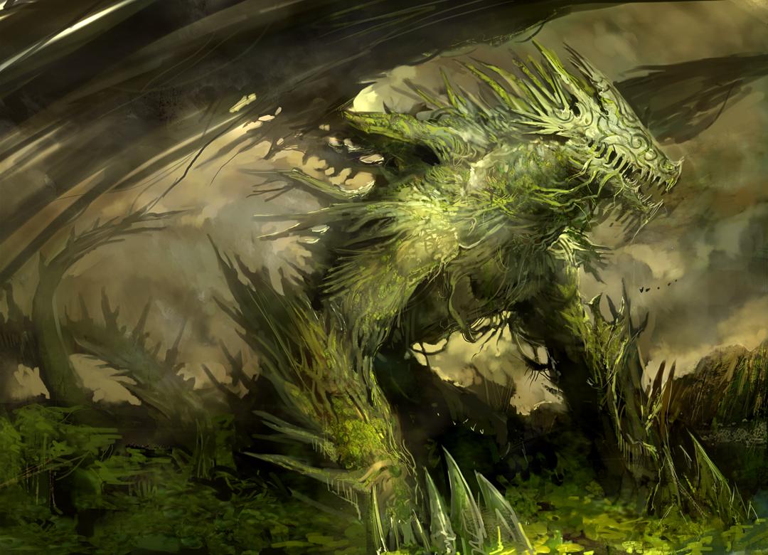 Vs Armor Daedric Dragon Skyrim Armor