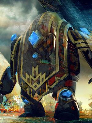 Golem  Guild Wars 2 Wiki GW2W