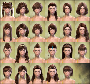 Physical Appearance Human Guild Wars 2 Wiki GW2W