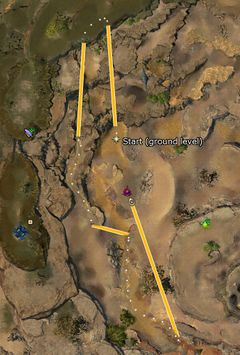 Gw2 Path Of Fire Mastery Points : mastery, points, Desert, Highlands, Insight:, Above, Flats, Guild, (GW2W)