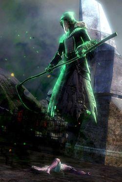 Cute Line Wallpaper Avatar Of Death Finisher Guild Wars 2 Wiki Gw2w