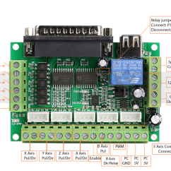 Relay 4 Pin Wiring Diagram Sony Cdx Ra700 Cnc Router - Hive13 Wiki
