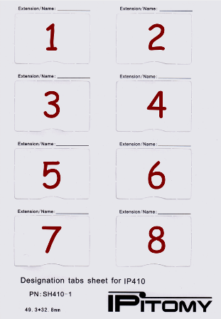 IPPBX Manual Destinations Extensions Edit Phone Settings