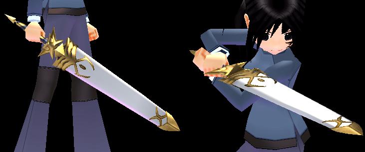 Sword Saint Reinhard S Sword Mabinogi World Wiki