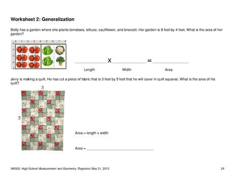File Worksheet 2 Generalization