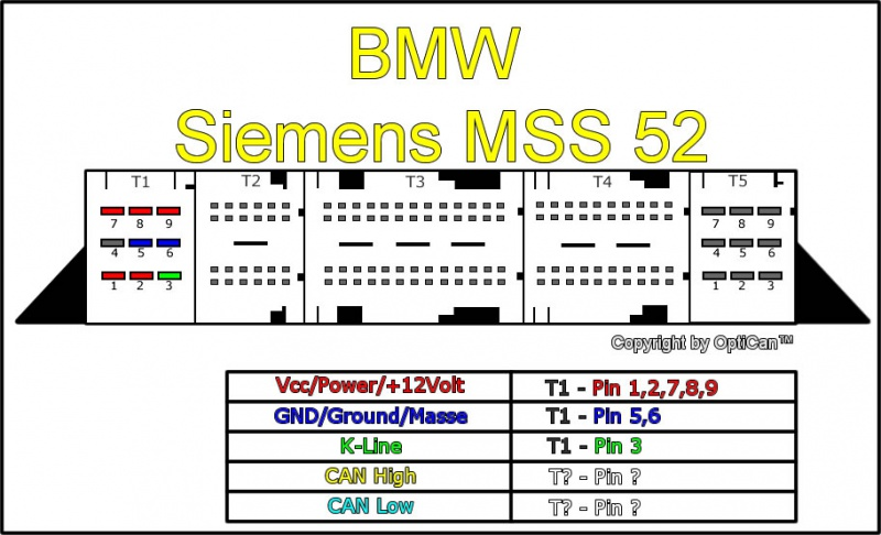 Bmw E46 Maf Wiring Diagram