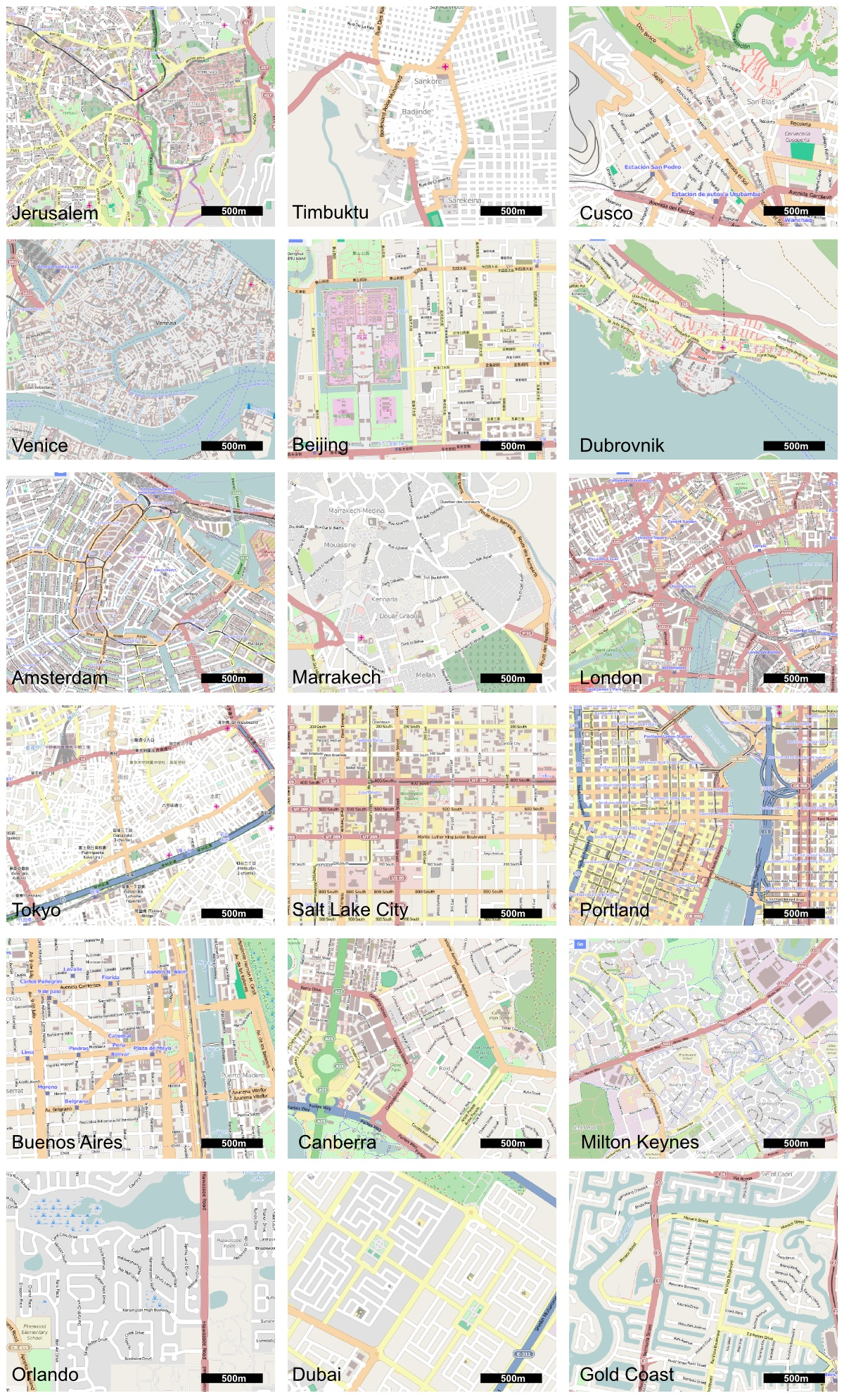Create A Fictional City Map : create, fictional, OGF:Making, Realistic, Cities, OpenGeofiction, Encyclopedia