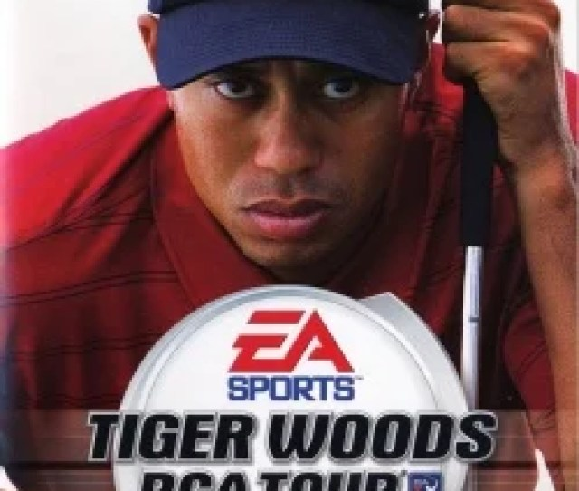 Cover Tiger Woods Pga Tour 2004 Jpg