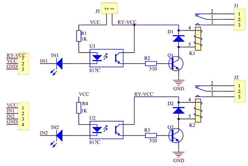 Relay Circuit Wikipedia