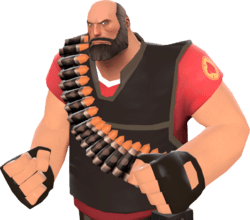 Unshaved Bear  Official TF2 Wiki  Official Team Fortress