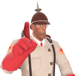 Prussian Pickelhaube  Official TF2 Wiki  Official Team