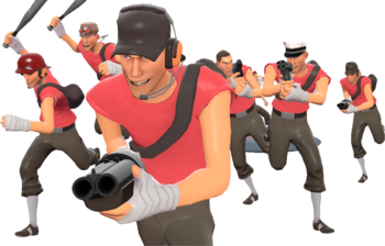 rush official tf2 wiki