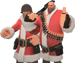 Gift Bringer  Official TF2 Wiki  Official Team Fortress Wiki