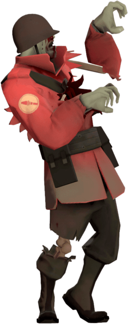 Voodoo Cursed Soldier Soul Official Tf2 Wiki Official