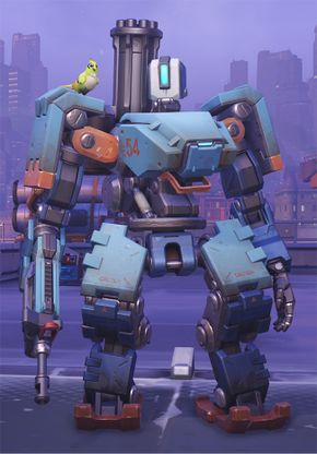 Bastion Skins Liquipedia Overwatch Wiki